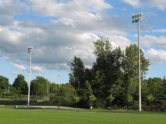 USI - Utility Structures Inc  - Concrete Poles - Sports Lighting