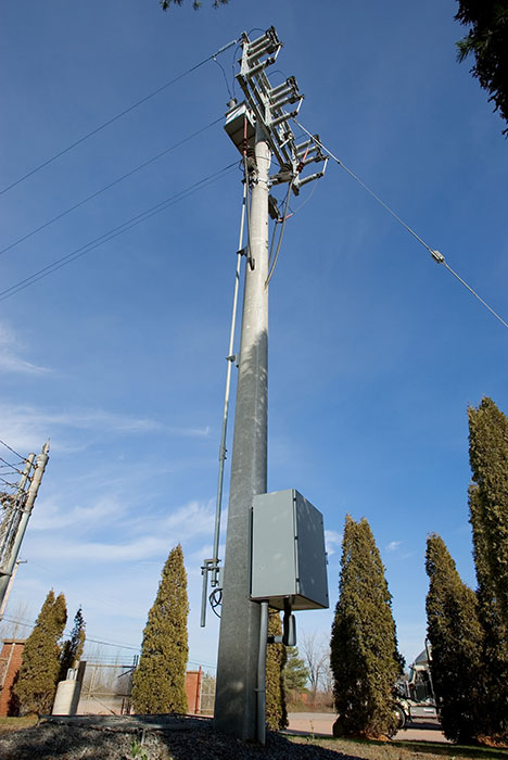 Vibration In Foot >> USI - Utility Structures Inc. - Concrete Poles - Utility ...