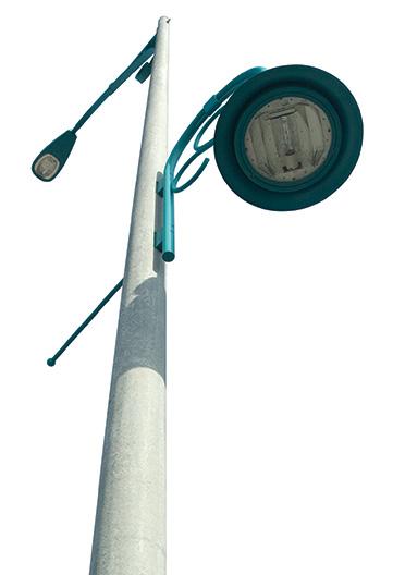 Protective Concrete Poles : Usi utility structures inc concrete poles